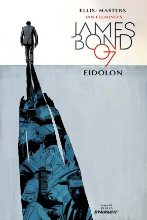 JAMES BOND #12