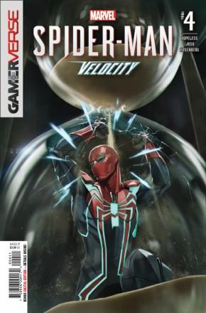 SPIDER-MAN VELOCITY #4