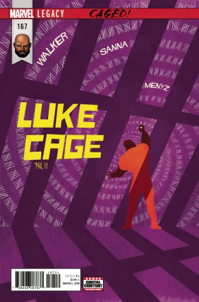 LUKE CAGE #167 (2017 SERIES)