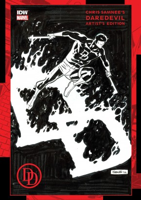 CHRIS SAMNEE DAREDEVIL ARTIST EDITION HARDCOVER