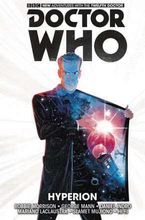 DOCTOR WHO 12TH DOCTOR VOLUME 3 HYPERION GRAPHIC NOVEL