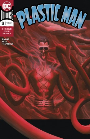 PLASTIC MAN #3 (2018 SERIES)