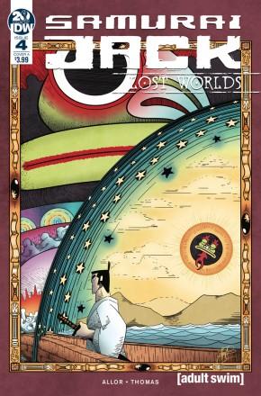 SAMURAI JACK LOST WORLDS #4