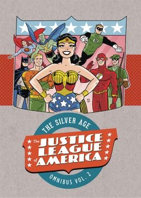 JUSTICE LEAGUE OF AMERICA VOLUME 2 OMNIBUS HARDCOVER
