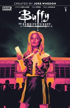BUFFY THE VAMPIRE SLAYER #1 (2019 SERIES)