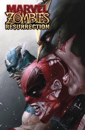 MARVEL ZOMBIES RESURRECTION GRAPHIC NOVEL