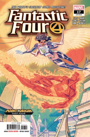 FANTASTIC FOUR #17 (2018 SERIES)
