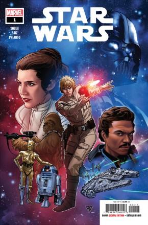 STAR WARS #1 (2020 SERIES)
