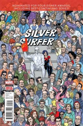 SILVER SURFER #5 (2016 SERIES)