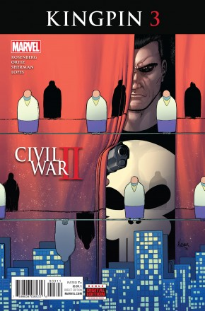 CIVIL WAR II KINGPIN #3