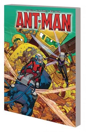 ANT-MAN WORLD HIVE GRAPHIC NOVEL