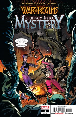WAR OF THE REALMS JOURNEY INTO MYSTERY #2