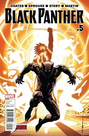 BLACK PANTHER VOLUME 6 #5