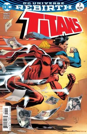 TITANS VOLUME 3 #7
