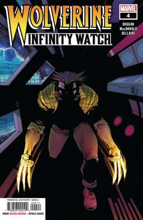 WOLVERINE INFINITY WATCH #4