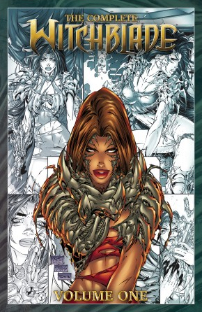 THE COMPLETE WITCHBLADE VOLUME 1 HARDCOVER
