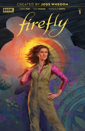 FIREFLY #1 (2018 SERIES) 2ND PRINTING
