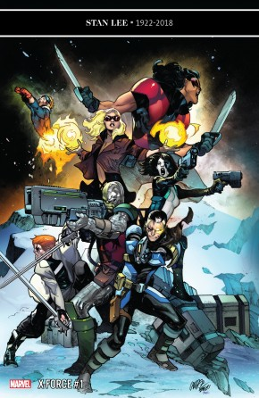 X-FORCE #1 (2018 SERIES)