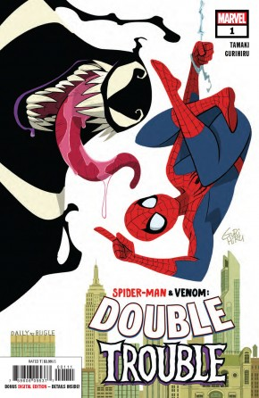 SPIDER-MAN & VENOM DOUBLE TROUBLE #1