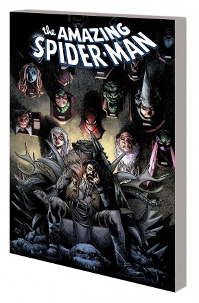 AMAZING SPIDER-MAN HUNTED GRAPHIC NOVEL