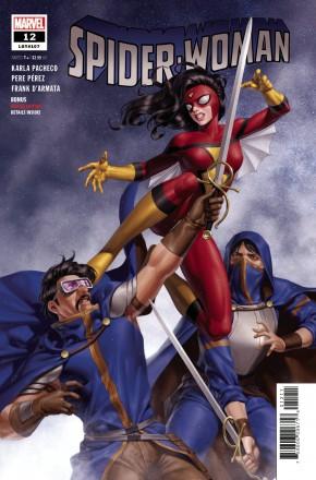SPIDER-WOMAN #12 (2020 SERIES)
