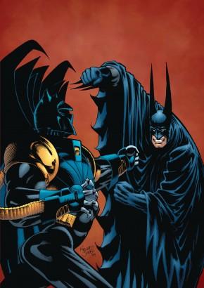 BATMAN KNIGHTSEND GRAPHIC NOVEL