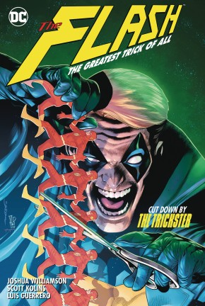 FLASH VOLUME 11 THE GREATEST TRICK OF ALL GRAPHIC NOVEL