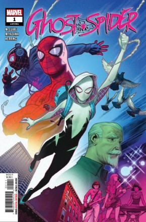 GHOST-SPIDER #1 (2019 SERIES)