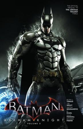 BATMAN ARKHAM KNIGHT VOLUME 3 GRAPHIC NOVEL