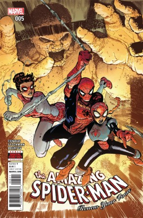 AMAZING SPIDER-MAN RENEW YOUR VOWS #5 (2016 SERIES)
