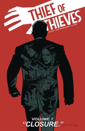 THIEF OF THIEVES VOLUME 7 GRAPHIC NOVEL