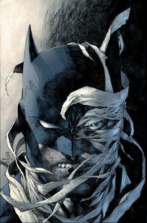 BATMAN HUSH GRAPHIC NOVEL (NEW EDITION)