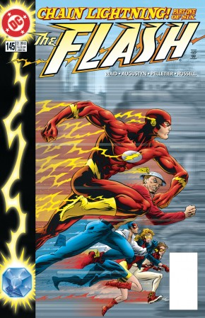 FLASH BY MARK WAID BOOK 7 GRAPHIC NOVEL