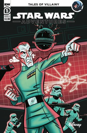 STAR WARS ADVENTURES (2020) #5 COVER B