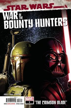STAR WARS WAR OF THE BOUNTY HUNTERS #3