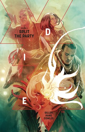 DIE VOLUME 2 SPLIT THE PARTY GRAPHIC NOVEL
