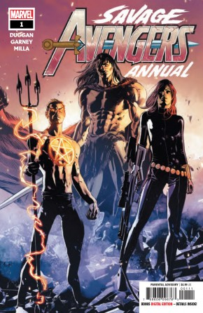 SAVAGE AVENGERS ANNUAL #1 (2019 SERIES)