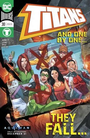 TITANS #30 (2016 SERIES)