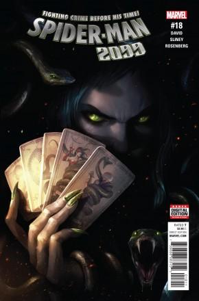 SPIDER-MAN 2099 #18 (2015 SERIES)