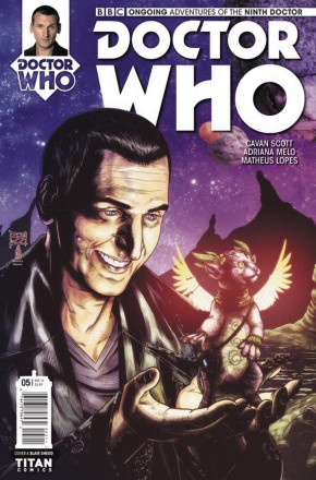 DOCTOR WHO 9TH #5 (2016 SERIES)
