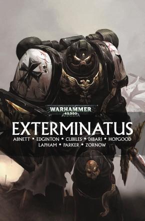 WARHAMMER 40K EXTERMINATUS GRAPHIC NOVEL