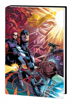 MARVEL COSMIC UNIVERSE BY DONNY CATES OMNIBUS VOLUME 1 HARDCOVER