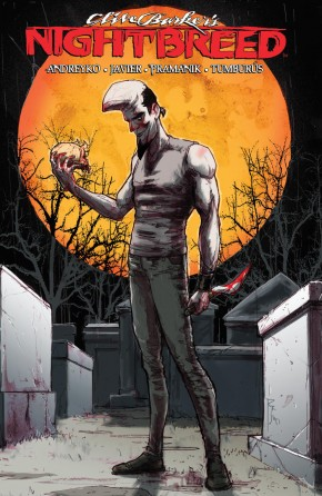 CLIVE BARKERS NIGHTBREED VOLUME 3 GRAPHIC NOVEL