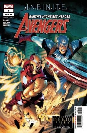 AVENGERS ANNUAL #1 (2018 SERIES) FIRST APPEARANCE OF MULTITUDE