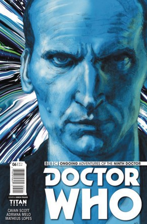 DOCTOR WHO 9TH #6 (2016 SERIES)