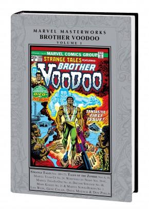 MARVEL MASTERWORKS BROTHER VOODOO VOLUME 1 HARDCOVER