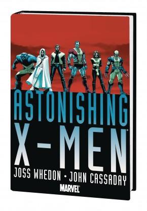 ASTONISHING X-MEN WHEDON CASSADAY OMNIBUS VOLUME 1 HARDCOVER