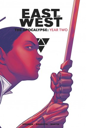 EAST OF WEST THE APOCALYPSE YEAR TWO HARDCOVER