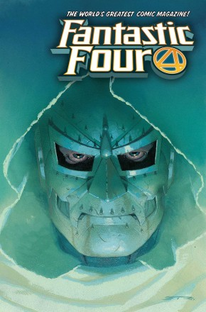FANTASTIC FOUR VOLUME 3 HERALD OF DOOM GRAPHIC NOVEL