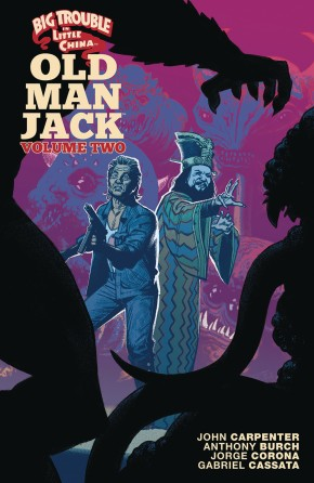 BIG TROUBLE IN LITTLE CHINA OLD MAN JACK VOLUME 2 GRAPHIC NOVEL